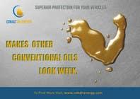 Proposition n° 2 du concours Graphic Design pour Cobalt Oil Energy poster cover