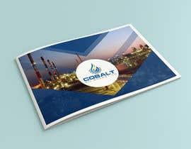 nº 27 pour Cobalt Oil Energy poster cover par jamshaidrazaCG