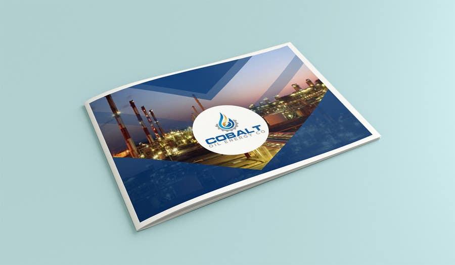 Proposition n°38 du concours Cobalt Oil Energy poster cover