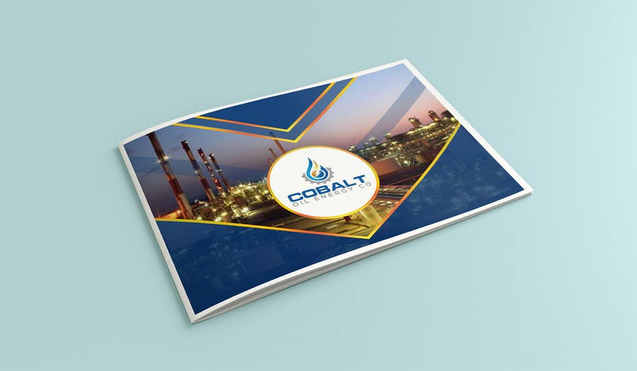 Proposition n°43 du concours Cobalt Oil Energy poster cover