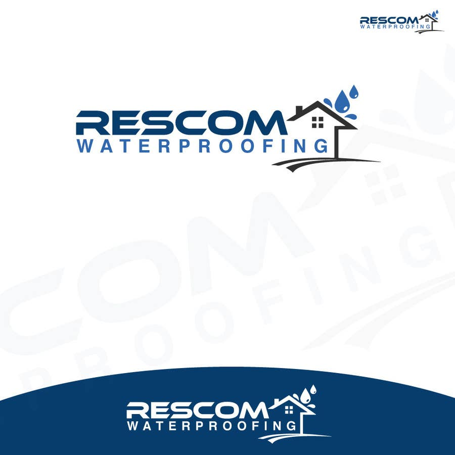 Proposition n°151 du concours I need some logo design for waterproofing business