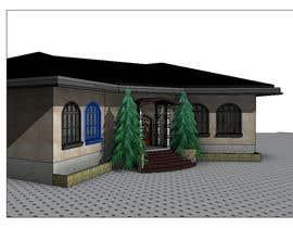 nº 39 pour Render a house entrance par Arsourabh25