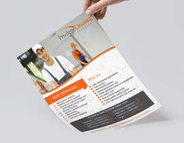 nº 49 pour Design an a5 flyer for a cleaning business par RekhaNaher