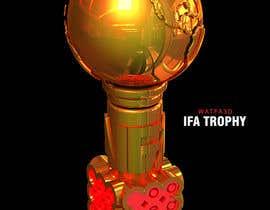 nº 16 pour Design a 3D Trophy, Mockups entries aren't acceptable par Watfa3D