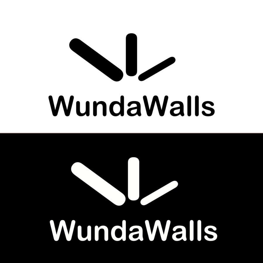 Contest Entry #80 for Logo Design for WundaWalls