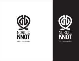 nº 134 pour Design a Logo for NORDIC KNOT PRETZEL COMPANY par hodward