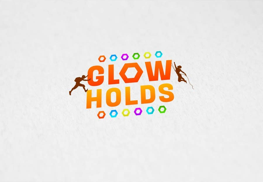 Proposition n°46 du concours Logo for interactive kids climbing wall (GlowHolds)