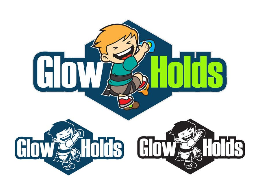 Proposition n°73 du concours Logo for interactive kids climbing wall (GlowHolds)