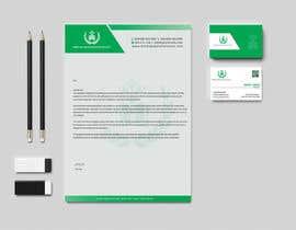 nº 87 pour Design letterhead A4 and business cards par logobangla