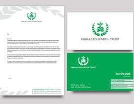 nº 92 pour Design letterhead A4 and business cards par logobangla