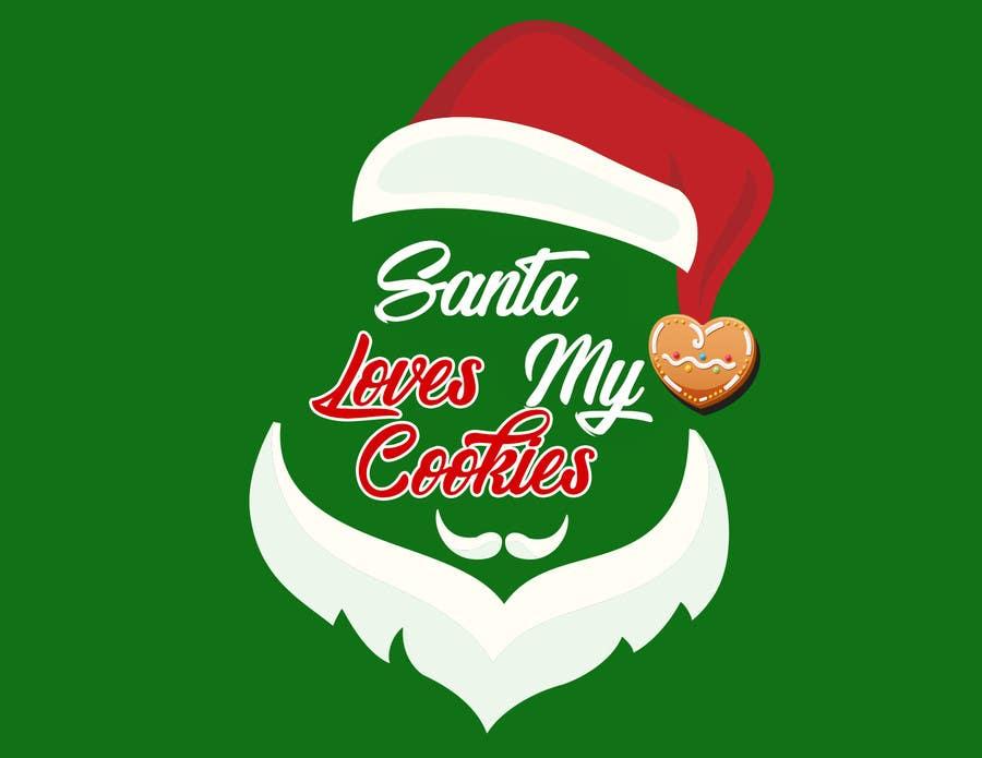 Proposition n°18 du concours Santa Cookies