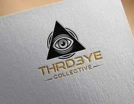 nº 15 pour Design a Logo for THRD3YE Collective par Rayhanf