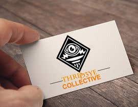 nº 6 pour Design a Logo for THRD3YE Collective par Sadnan96