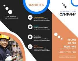 nº 1 pour Design a Brochure 2 par amingolden9