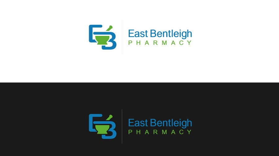 #103 for Logo Design for East Bentleigh Pharmacy by designer12