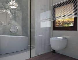 nº 36 pour Design my bathroom layout par nhitran3dartist