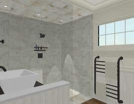 nº 22 pour Design my bathroom layout par Jared720