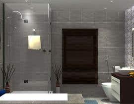 nº 27 pour Design my bathroom layout par nastiahaque
