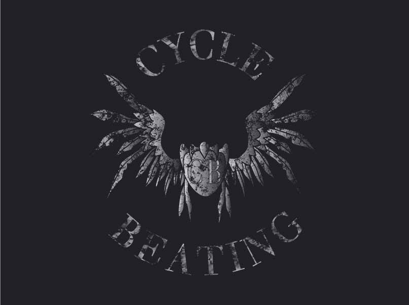 Contest Entry #109 for Logo Design for heavy metal band CYCLE BEATING
