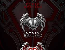 #116 para Logo Design for heavy metal band CYCLE BEATING por janilottering
