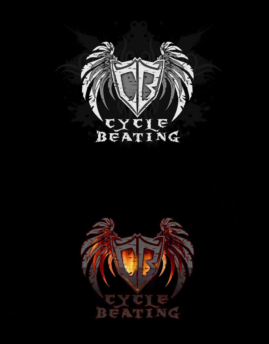 Logo Design Contest Entry #68 for Logo Design for heavy metal band CYCLE BEATING