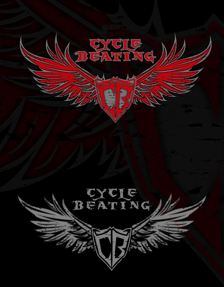 Logo Design Contest Entry #136 for Logo Design for heavy metal band CYCLE BEATING