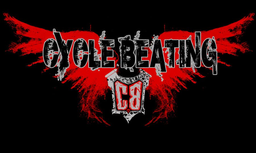 Penyertaan Peraduan #94 untuk Logo Design for heavy metal band CYCLE BEATING