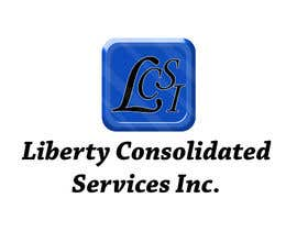 Riteshakre tarafından Logo Design for LCSI Liberty Consolidated Services Inc. için no 11