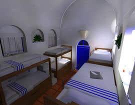 nº 3 pour Greek inspired Stand alone Room, and Chill Resto Bar par ondazerostudio
