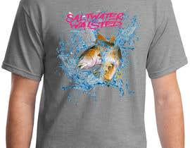 nº 105 pour Design a T-Shirt par mdfatehali61