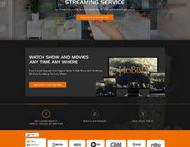 #25 for Tabletstream needs a Landing Page by bestwebthemes