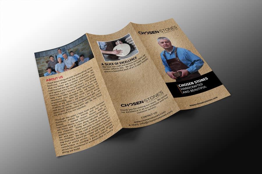 Konkurrenceindlæg #75 for Design a Brochure