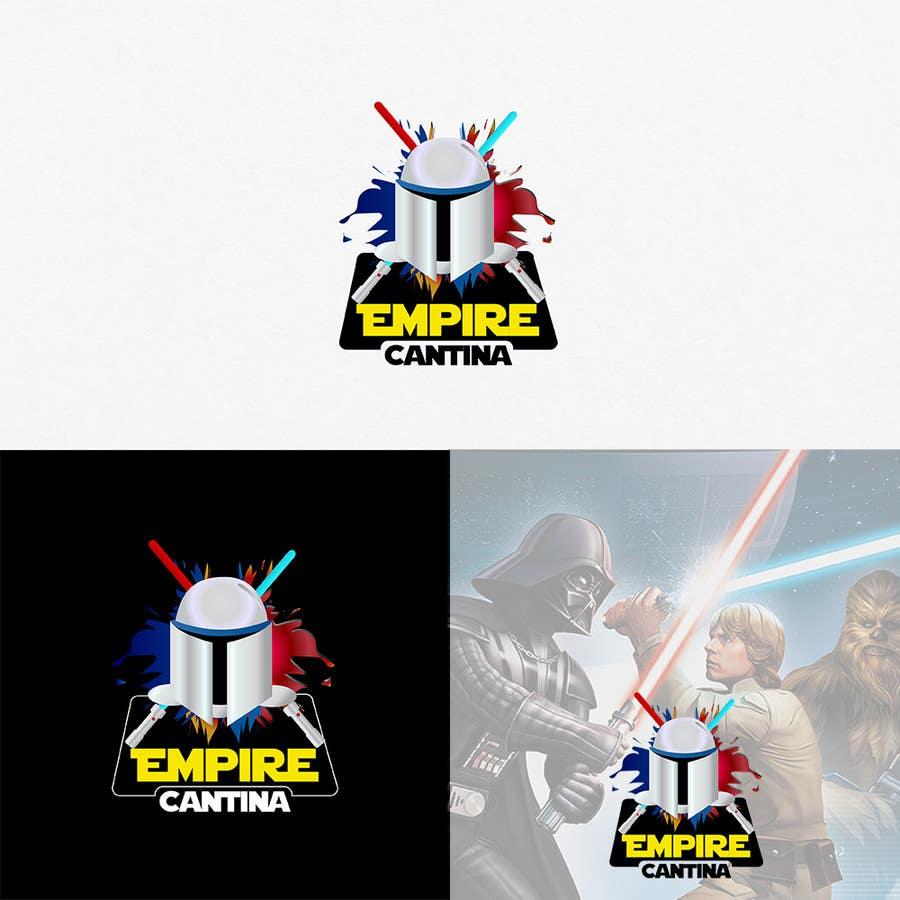 Proposition n°14 du concours Star Wars Game Group Logo Design