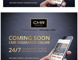 nº 8 pour Advertisement - CMR Insurance Online par oobqoo
