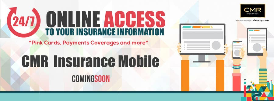 Proposition n°3 du concours Advertisement - CMR Insurance Online