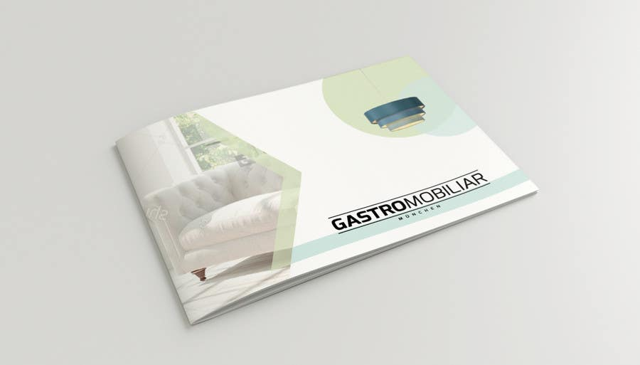 Proposition n°44 du concours Design a simple but stylish broschure