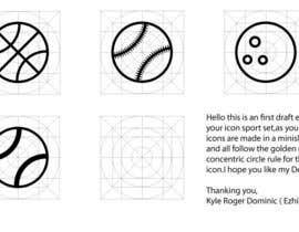 nº 20 pour Design some Icons par ezhilartworks