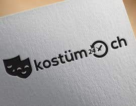 #24 for Design a logo for kostüm24.ch by mehedimasudpd