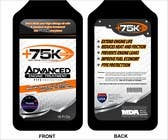 #62 for Print & Packaging Design for +75K High Mileage Engine Treatment by arteq04