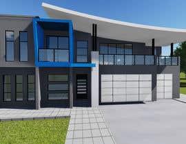 I Need A Colour Scheme Designed For Modern House Exterior Facade
