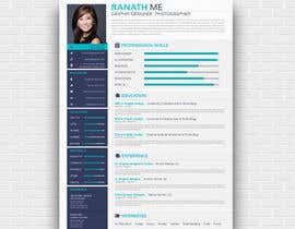 nº 31 pour I need someone to deign an easily editable resume par thranawins