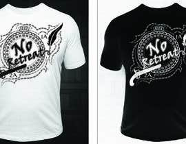 #15 for 1A & 2A Rights T-Shirt af sauravarts