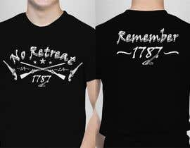 #12 for 1A & 2A Rights T-Shirt af raulcirt