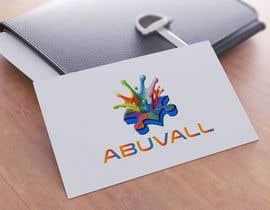 nº 208 pour Abuvall logo contest par Gradesignersuman
