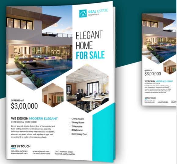 Proposition n°4 du concours Fazer o Design de um Anúncio