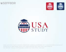 nº 58 pour Design a Logo for UK to US Teaching Program par useffbdr