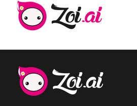 nº 91 pour Design a logo for Zoi.ai par lailitdelcarmeng