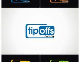 #74 para Logo Design for tipoffs por vidyag1985