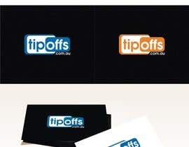 #36 para Logo Design for tipoffs por vidyag1985