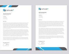 design company letterhead and envelope freelancer
